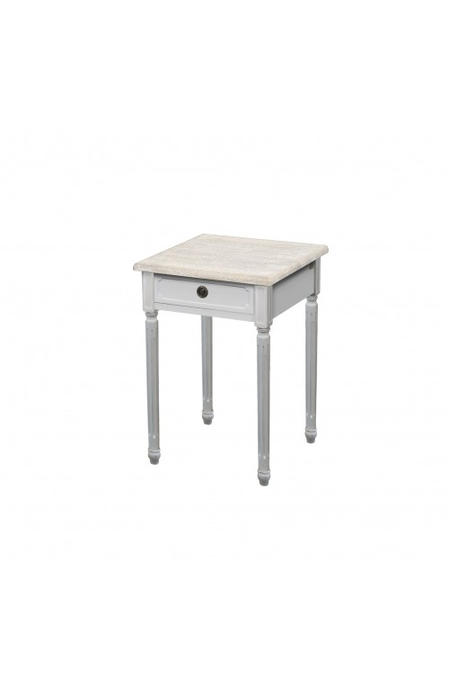 NIGHT STAND MATILDA H65 L45 WH