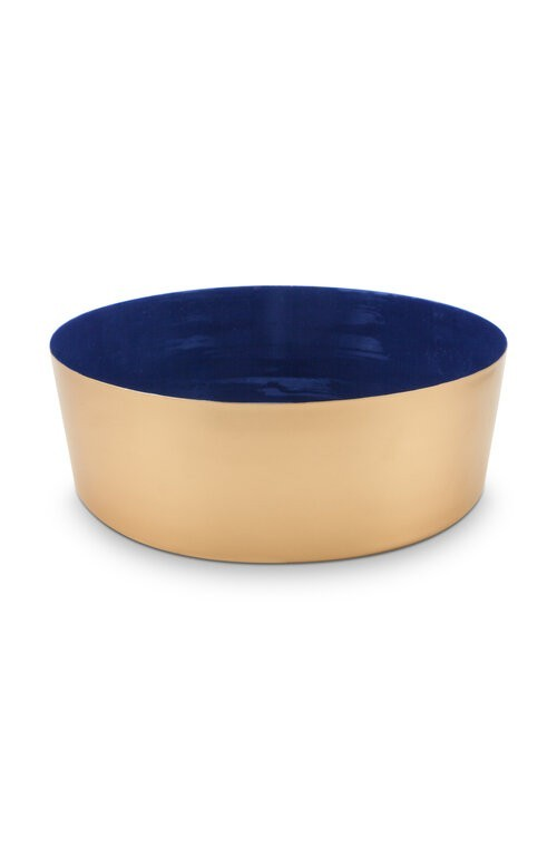 Bowl Metal Gold 26.5cm