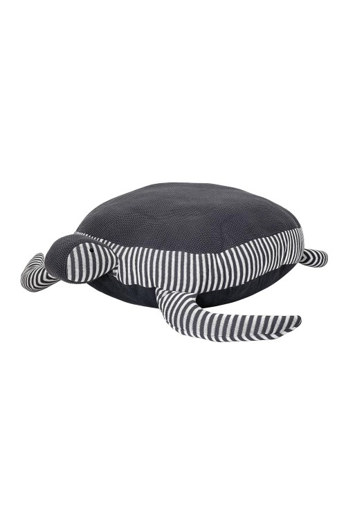 Pouf, Grey, CottonL80xH25xW106