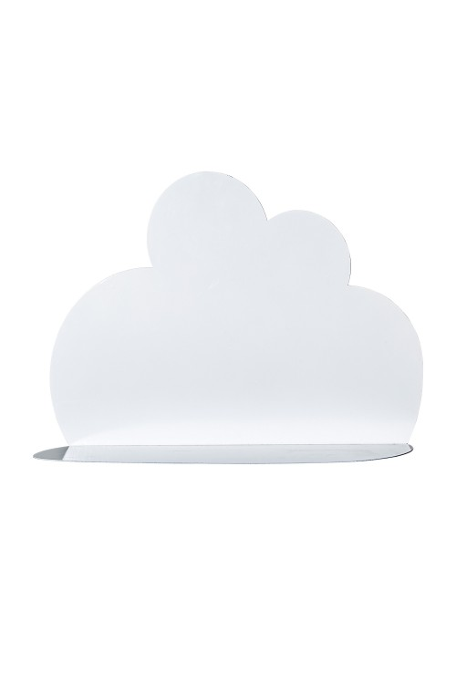 Cloud Shelf, WhiteL40xH30xW12