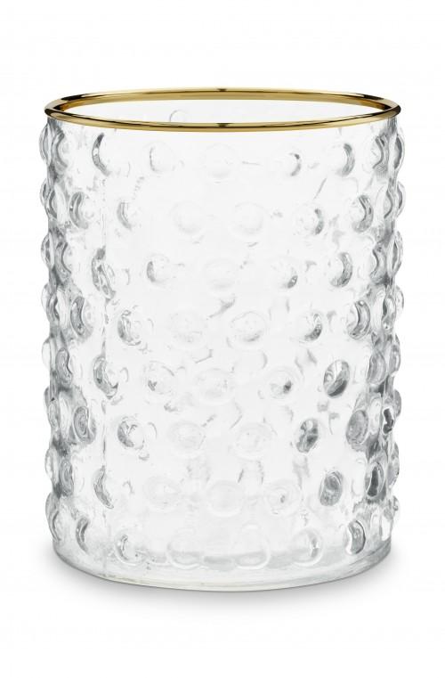 Decorative Glass 7.5x7.5x10cm