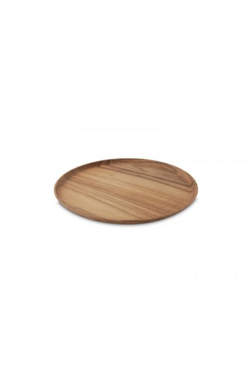 Wooden ΠΙΑΤΟ Acacia Wood 40 cm