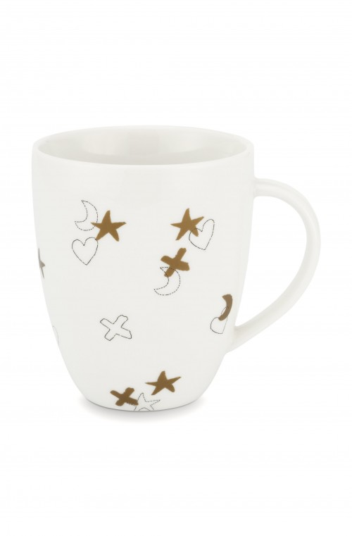 Mug with Ear Happy Christmas A