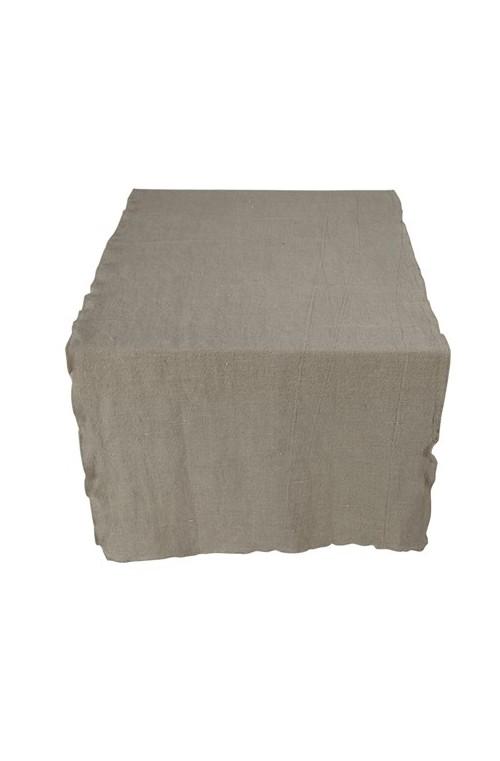 Table Runner Cotton-Linen Natu