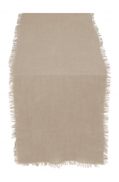 Table Runner Linen Natural 50x
