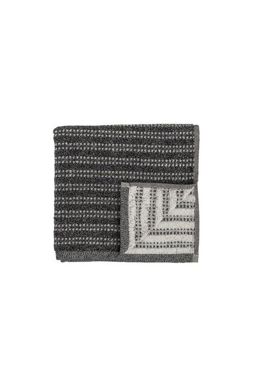 Towel, Black, CottonL100xW50 c