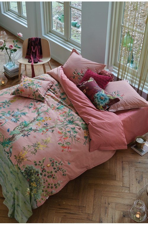 duvet coverWild and Tree_Pink_NL_UV_60x70