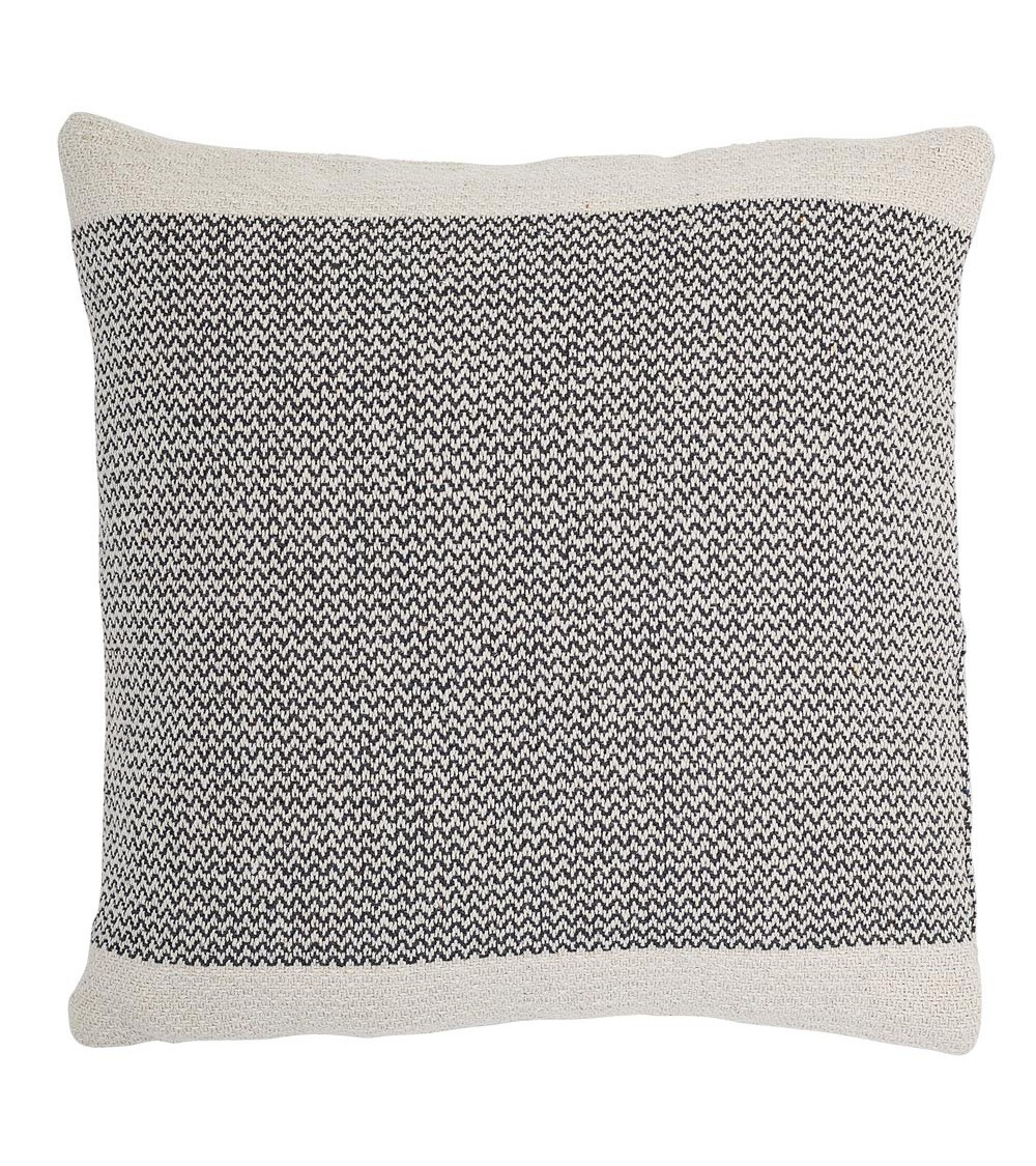 Cushion, Grey, CottonL45xW45 c