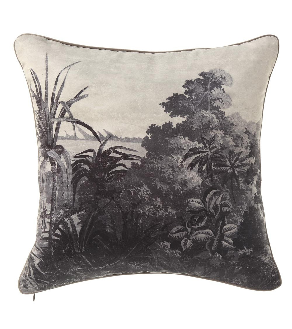Collected Cushion, Multi-color