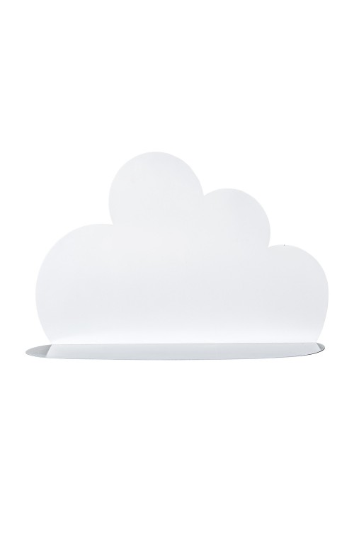 Cloud Shelf, White L60xH40xW15