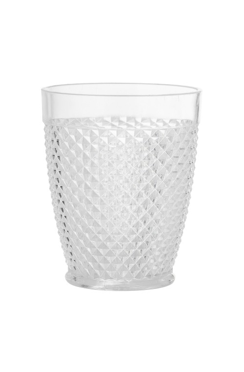 Cup, Clear, Plastic?8,5xH10,5