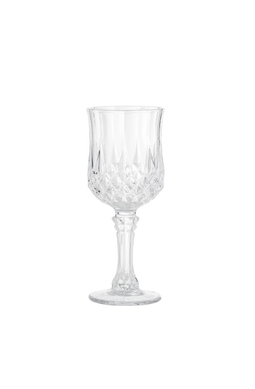 Wine Glass, Clear, Glass